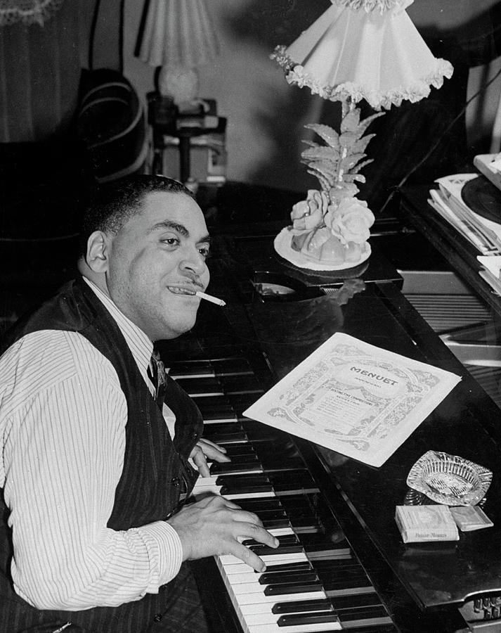 Fats Waller Photograph by Time Life Pictures