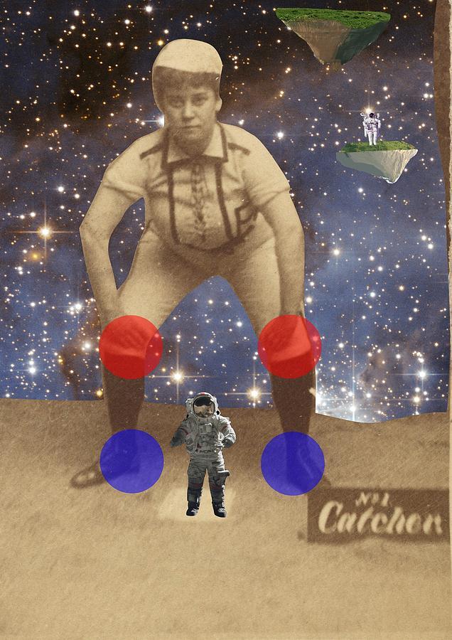 Favourite Mrs. Catcher Digital Art