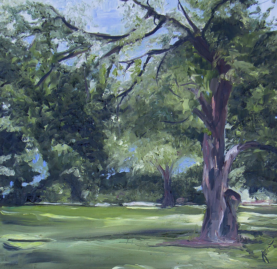 Fawson Garden of Eden by Nila Jane Autry