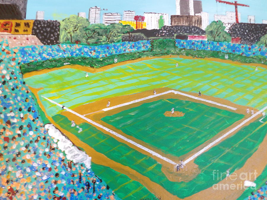 Fenway Park by Patrick Grills