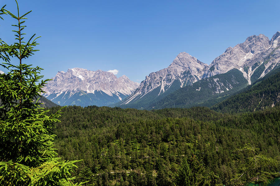 Fern Pass Austria by Steve Purnell