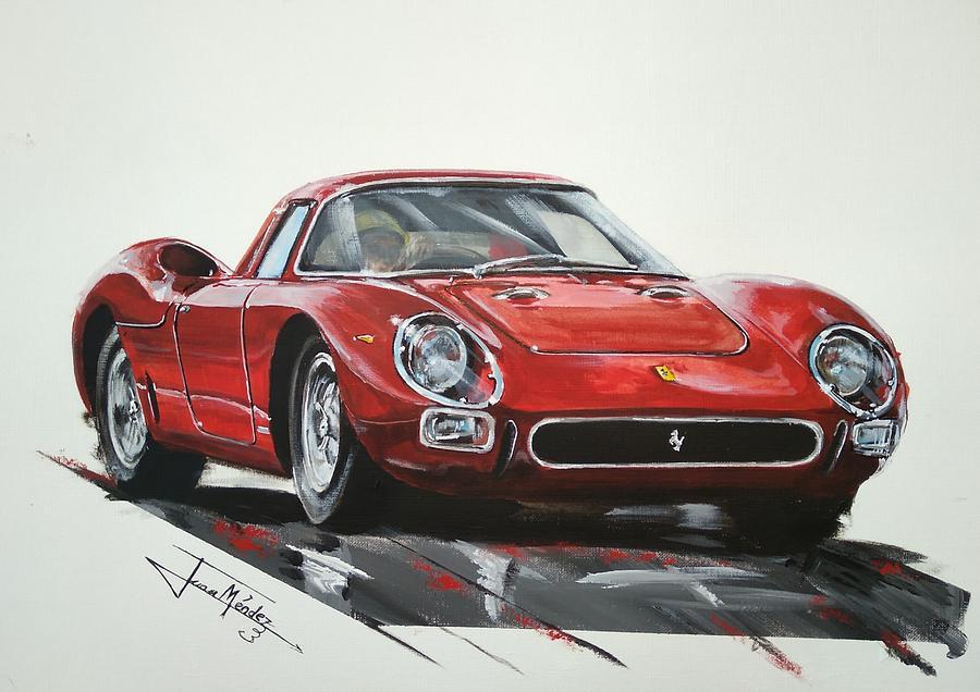 Ferrari 250LM by Juan Mendez