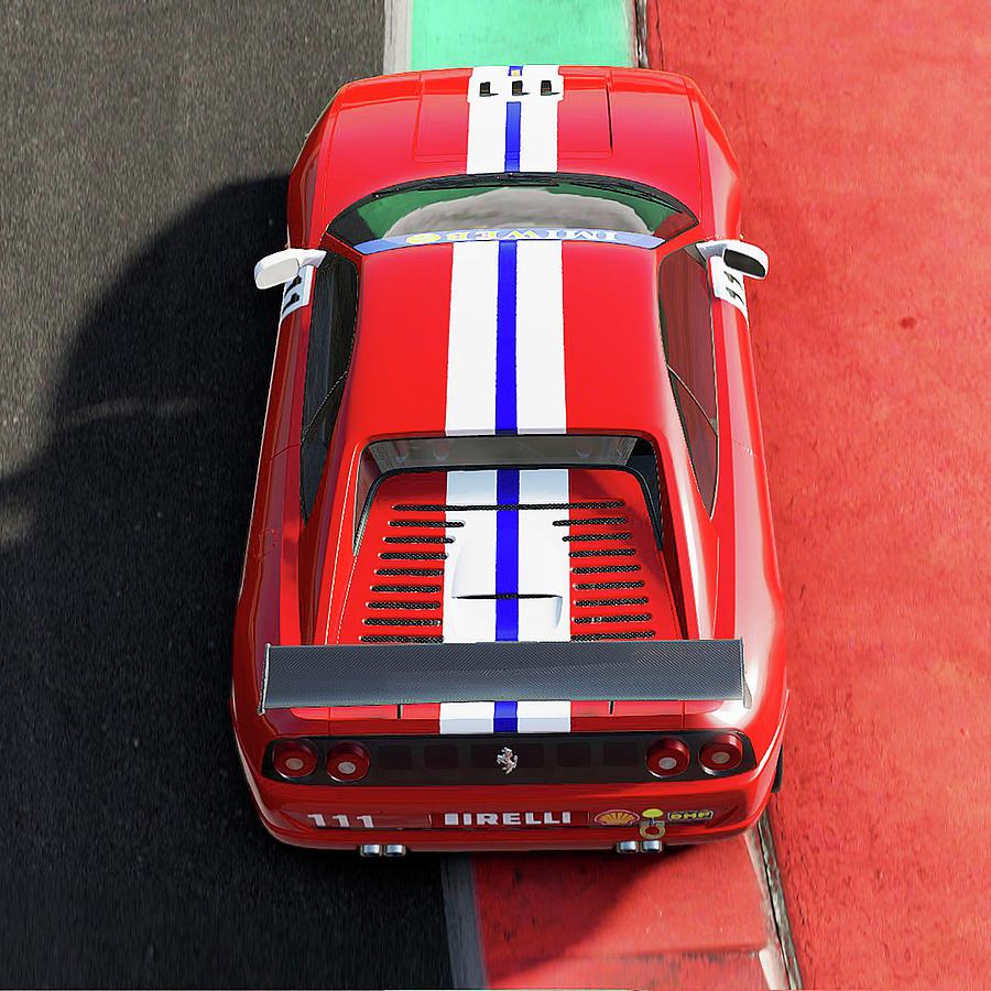 Ferrari F355 Challenge - 63 by Andrea Mazzocchetti