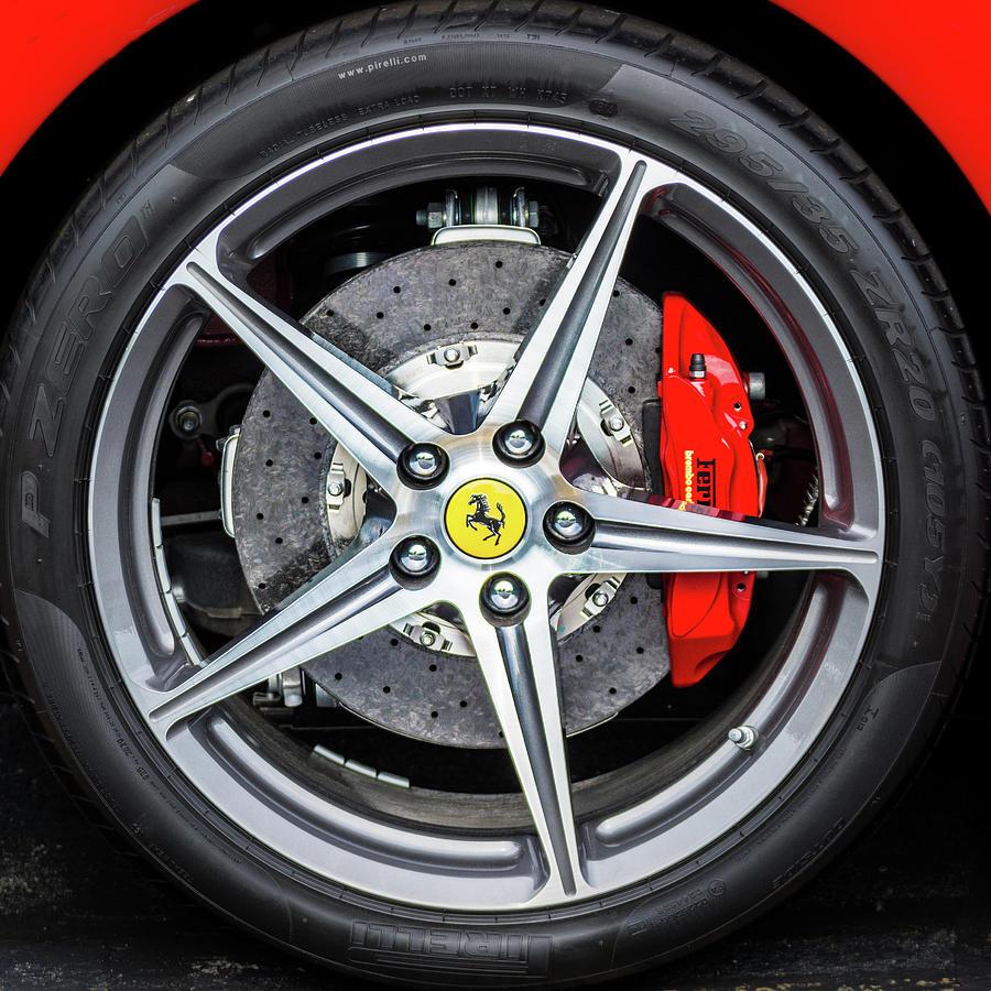 Ferrari by Stewart Helberg