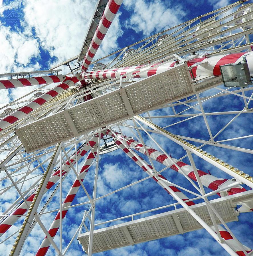 Ferris Wheel by Michael Frank