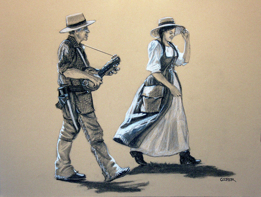Fiddler's Daughter by Todd Cooper