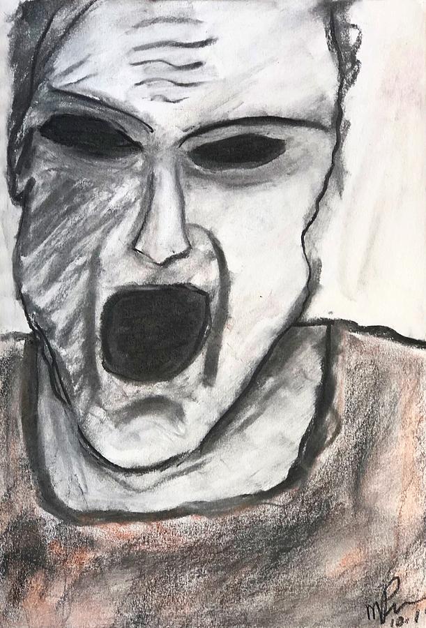 Fierce Anger by Mario MJ Perron