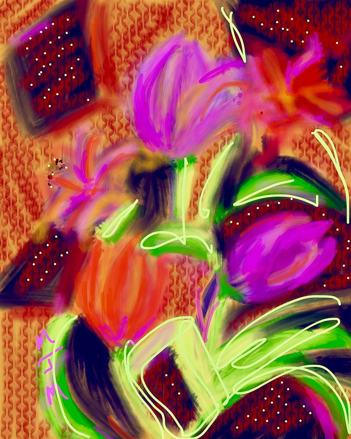 Fiesta Spring by Mary Jane Mulholland