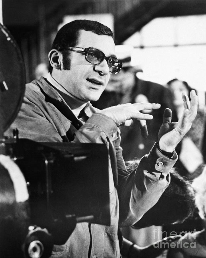 Film Director Sydney Pollack Photograph by Bettmann