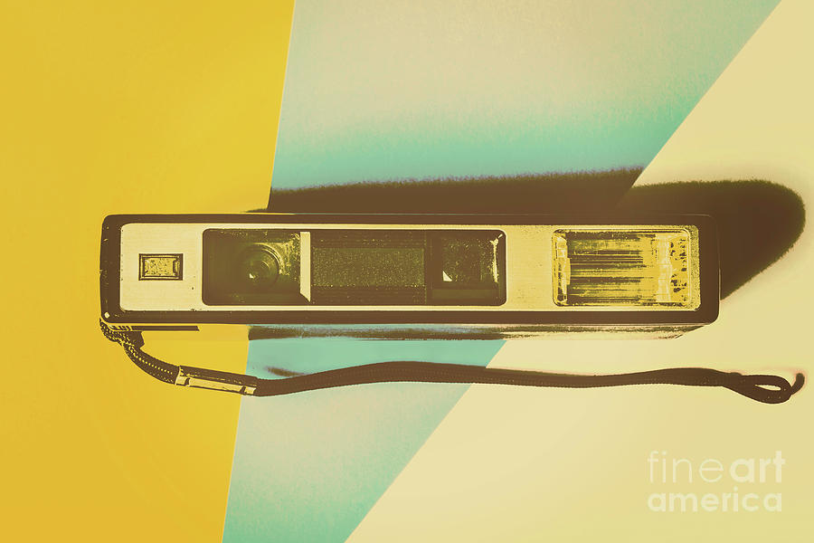 Camera Photograph - Film Fades by Jorgo Photography - Wall Art Gallery