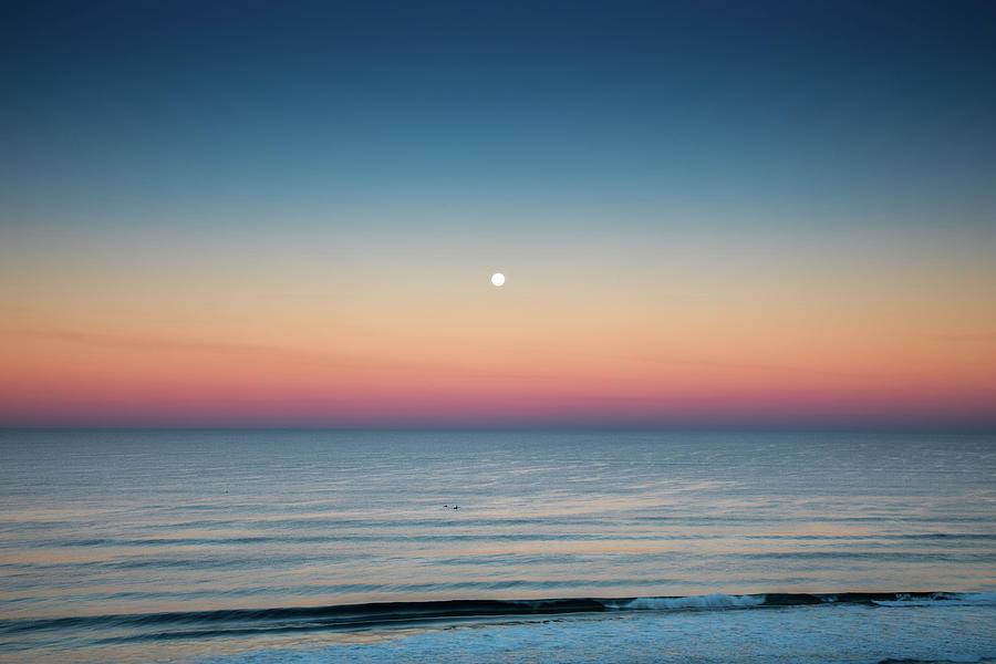 Blue Photograph - Finding Serenity by Az Jackson