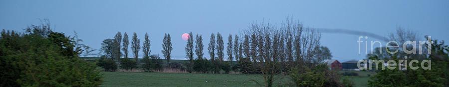 fine art Red Moon photo 2 by Jenny Potter