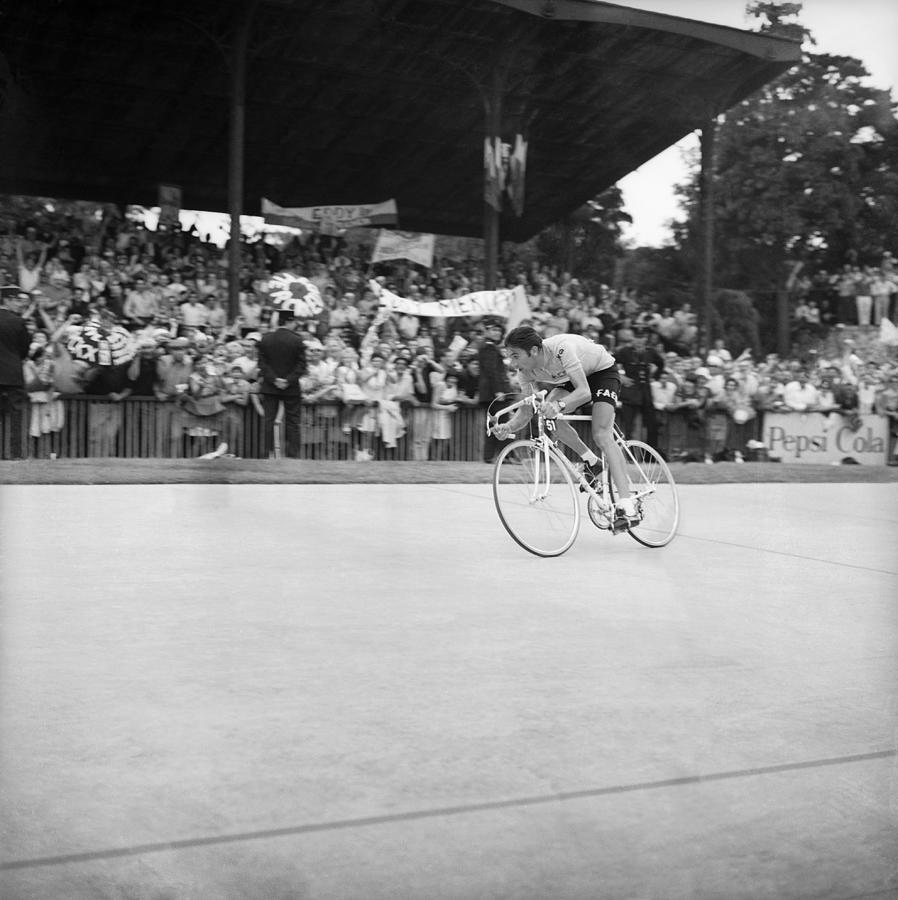 Finish Of Tour De France, In 1969 Photograph by Keystone-france
