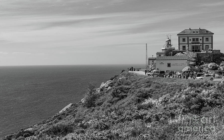 Finisterre BW by Barry Bohn