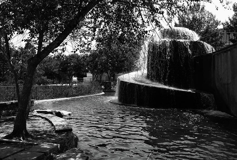 Finlay Park Columbia South Carolina 17 B W Photograph