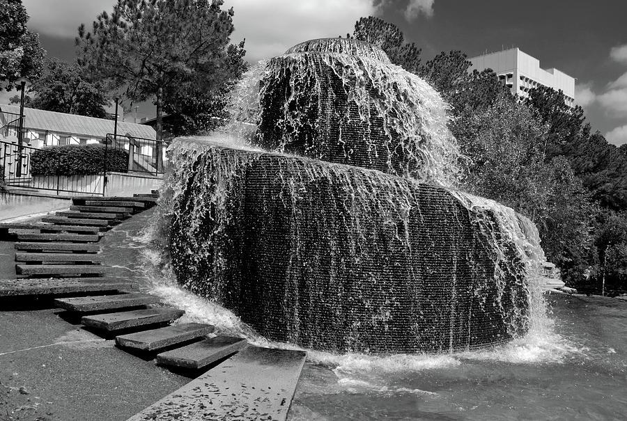 Finlay Park Columbia South Carolina 21 B W Photograph