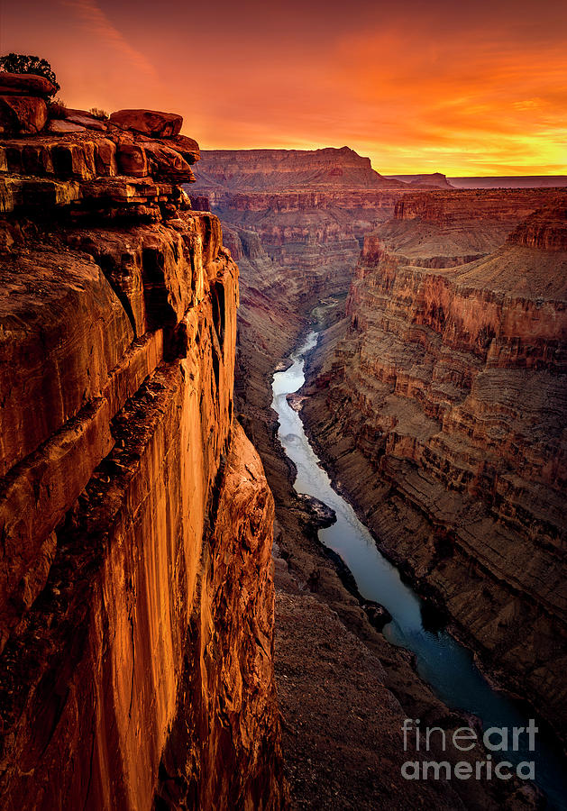 Fire Canyon by Tim Shields