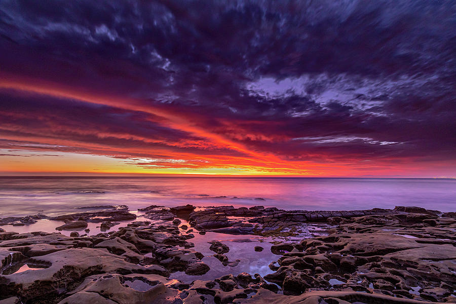 Fire Curve by Peter Tellone