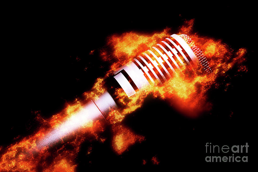 Hot Photograph - Fire It Up by Jorgo Photography - Wall Art Gallery