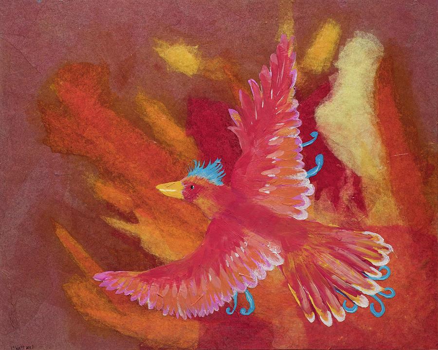 Firebird by Laelia Watt