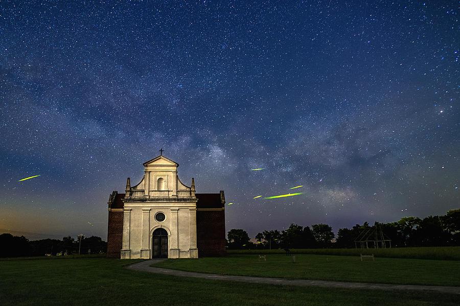 Fireflies and Stars  by Robert Fawcett
