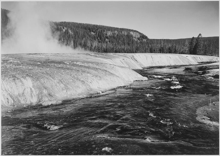 Firehole River, Yellowstone National Photograph by Buyenlarge