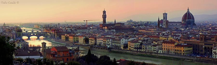 Firenze Florence Photograph by Fabio Cataldo ©
