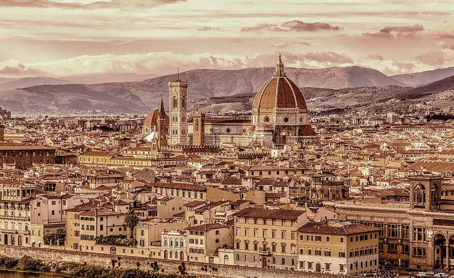 Firenze, Italy by Lev Kaytsner