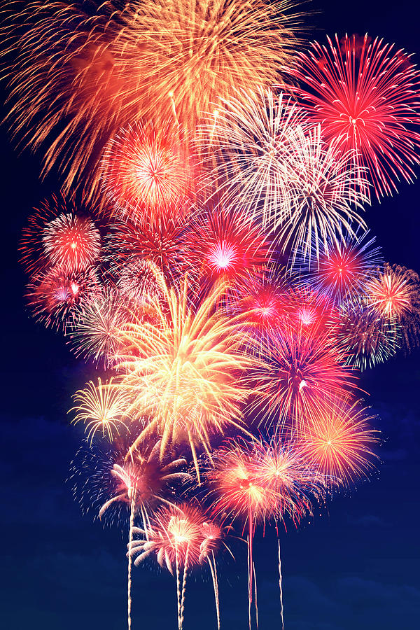 Firework Photograph by Mixa Co. Ltd.