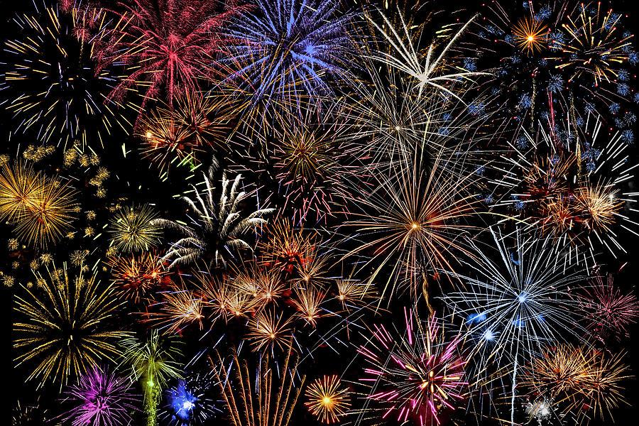 Fireworks - Full Show h190704 by Mark Myhaver