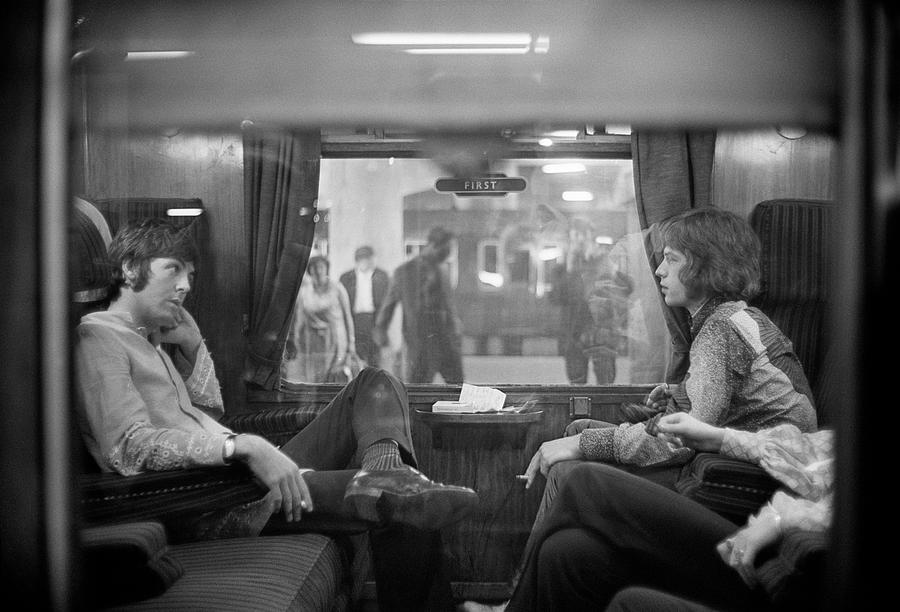 First Class Travel Photograph by Victor Blackman