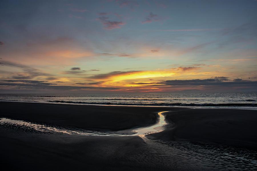 First Light Palmetto Dunes Photograph