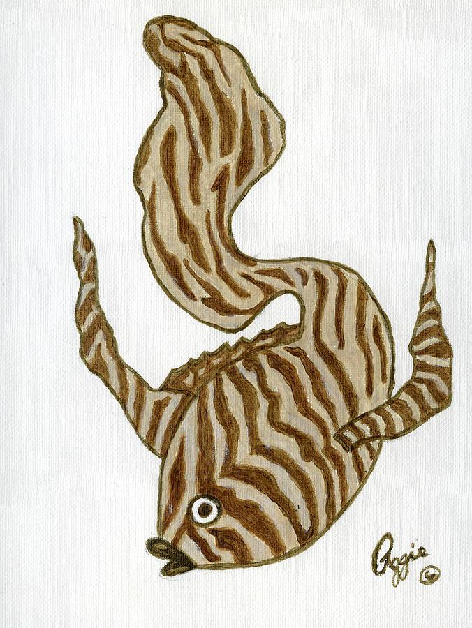 Fish Animal Print by Stephanie Agliano