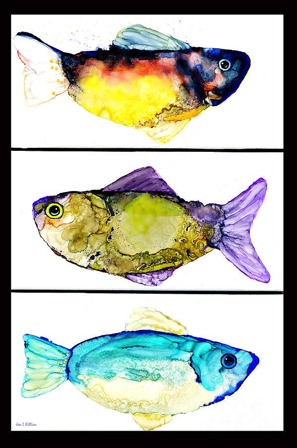 Fish This Way and That by Jan Killian
