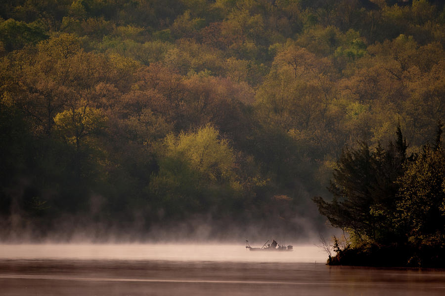 Fisherman Mist by Jeff Phillippi