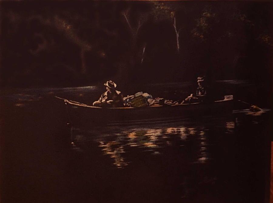 Fishing by Barbara Keith