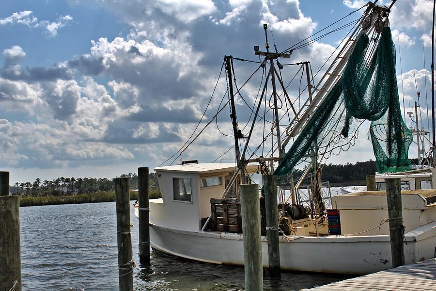 Fishing Boat Photograph