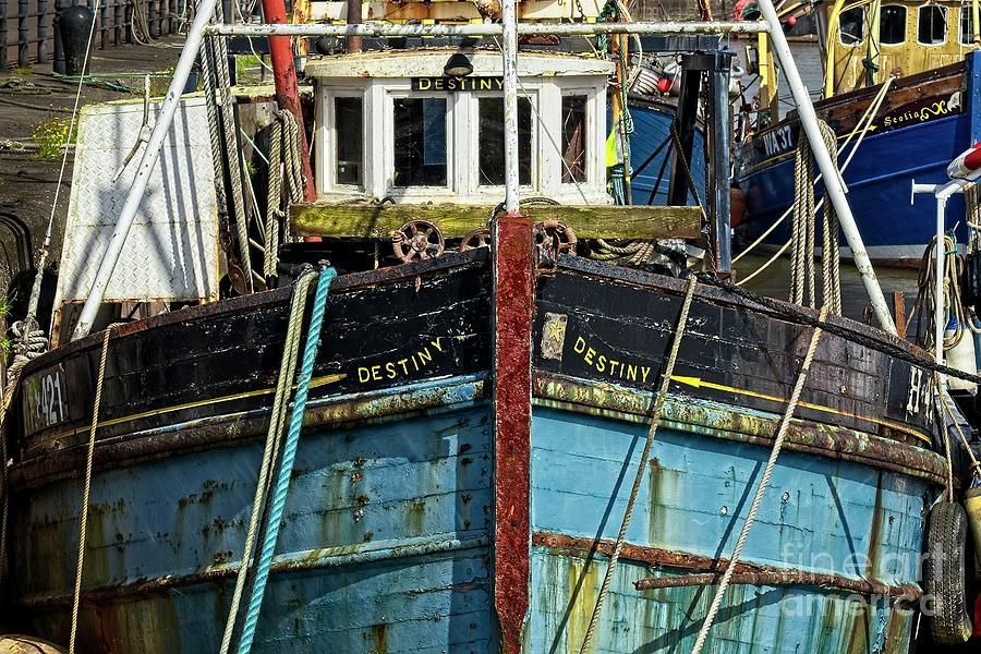 Fishing Boat by Martyn Arnold