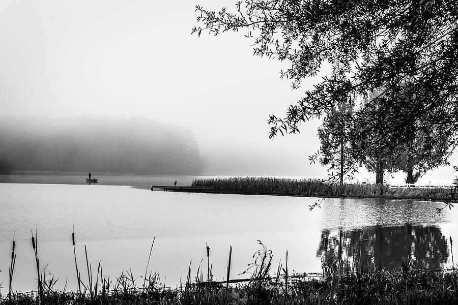 Fishing in the Fog II by James L Bartlett