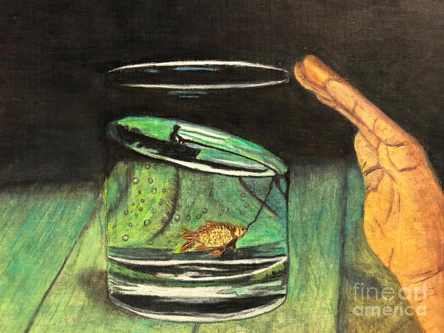 Fishing by Tina Pilgrim