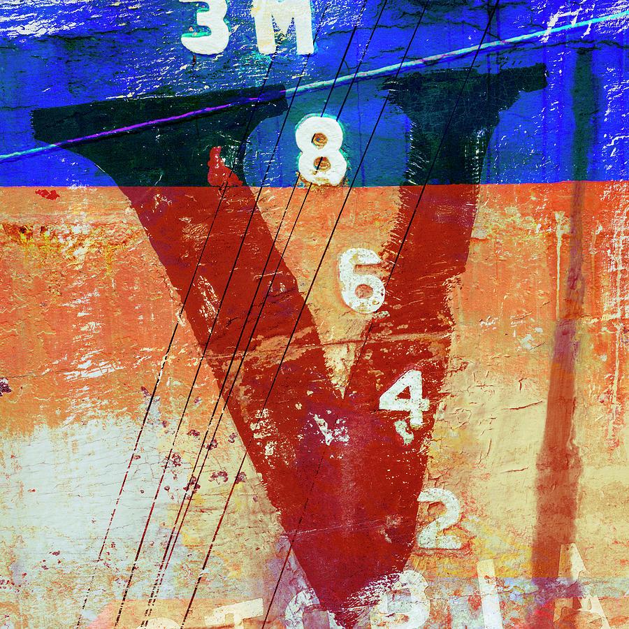 Fishing Vessel Vivian Astoria Oregon by Carol Leigh