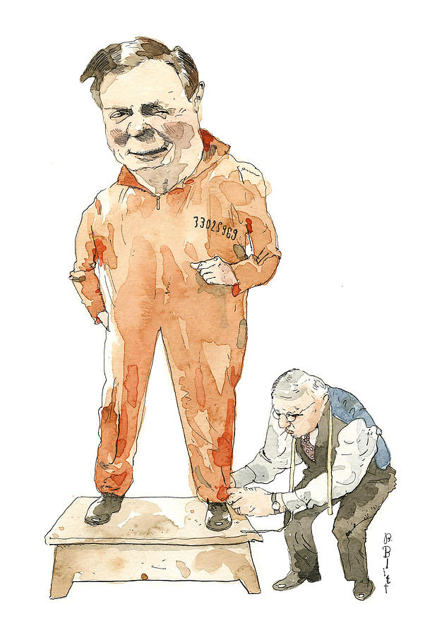 Fitting Painting by Barry Blitt