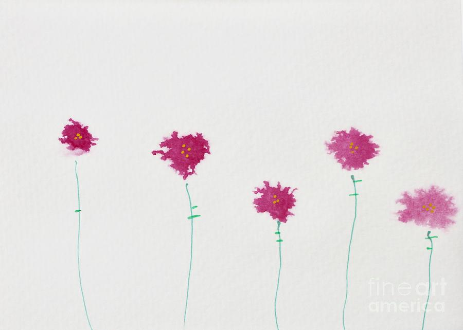 Five in A Row by Kim Nelson
