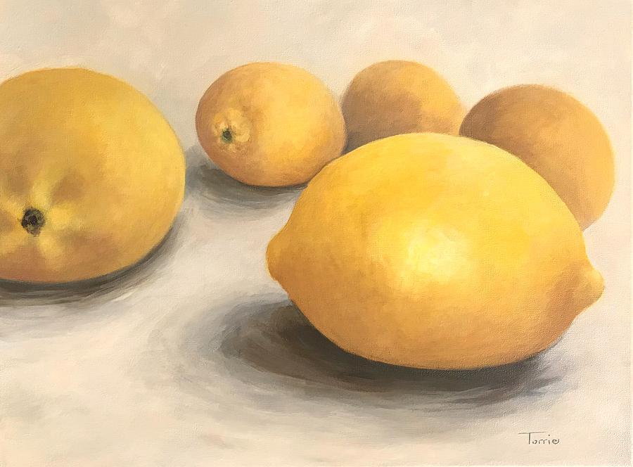 Five Lemons  by Torrie Smiley