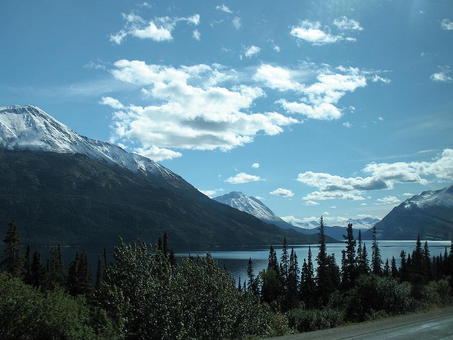 Five Star Scenery in Yukon, Canada by Connie Fox