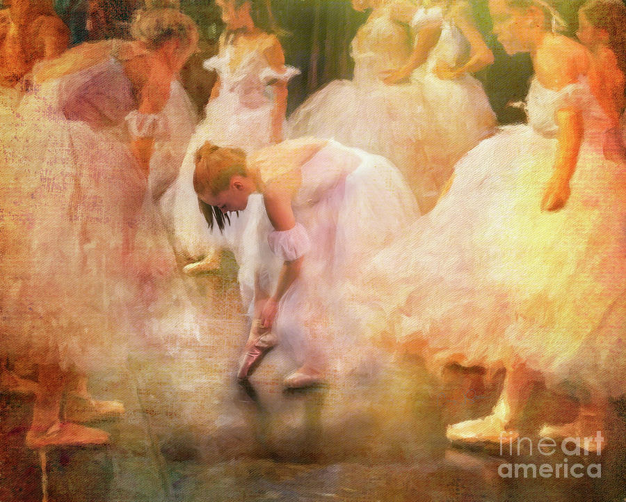 Fixing the Ballet Shoe by Craig J Satterlee