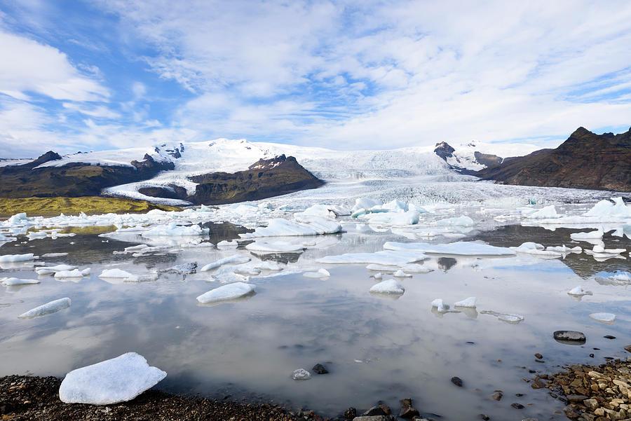 Fjallsarlon glacier lagoon #4 by RicardMN Photography
