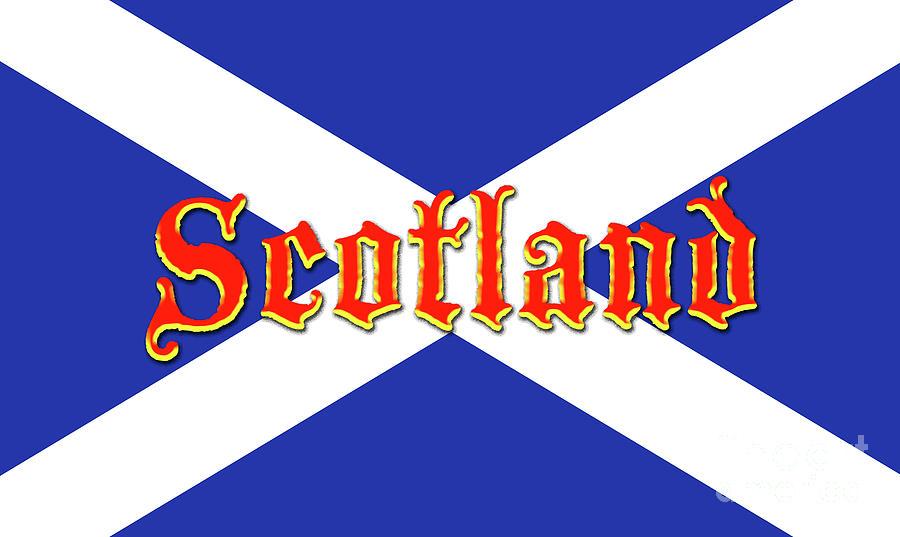 Image result for scottish flag