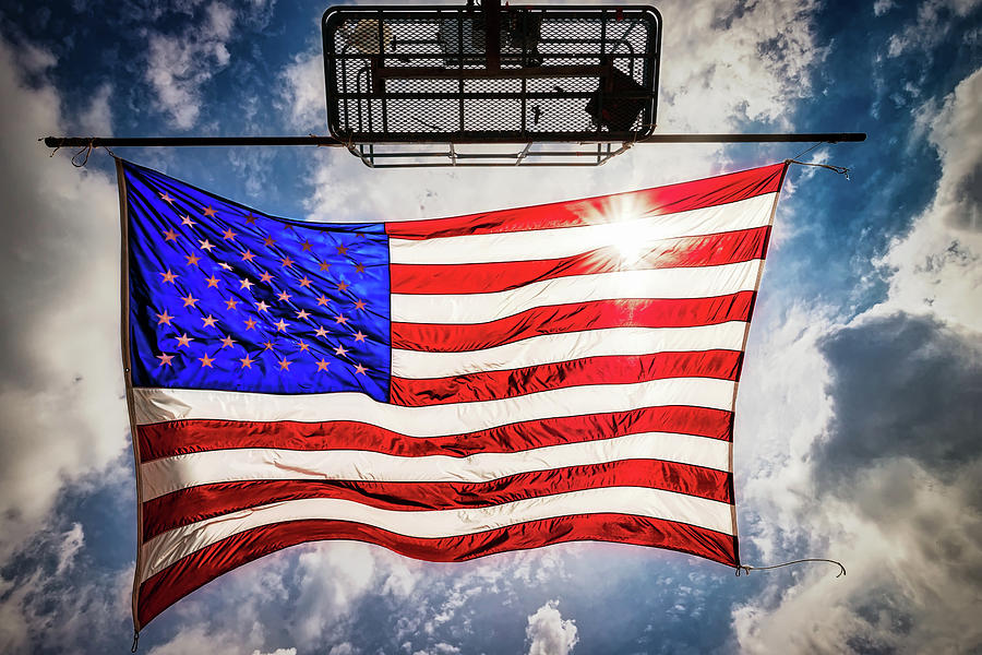 Flags 91 by William Chizek