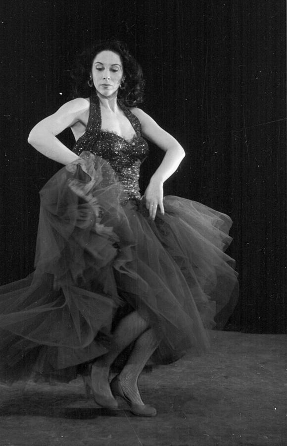 Flamenco Dance Photograph by John Chillingworth